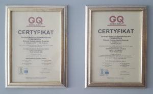 Stomatolog Białystok ISO 14001:2005